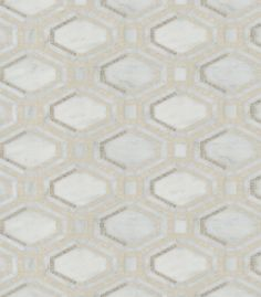 Signet Solid with Tesserae Utica Mosaic