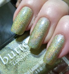 butter LONDON Trustafarian  | Pointless Cafe