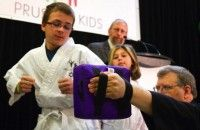 Karate and Breathing Skills Empower Kids with Cancer – Kids Kicking Cancer