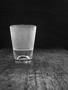 DrinkSmokeScrew. Zippertravel . glass ware by TSUDA Kiyokazu, Japan