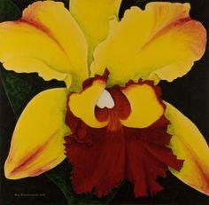 Ana Broennimann, pintor, artist Costa Rica