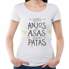 T-Shirt - Anjos de 4 patas