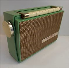 General Electric P-726B Portable (1958)