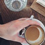 Profilový obrázek V Brně na kafe. Instagram