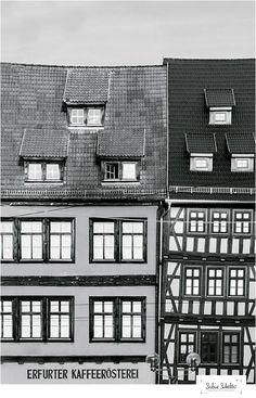 Erfurt III by Sabine Scheller, via 500px