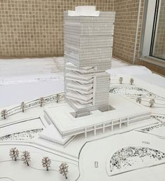 Hotel Architecture, Architecture Student, Concept Architecture, Architecture Design, Building Design Plan, Urban Design Concept, Facade Design, Instagram, Log Projects