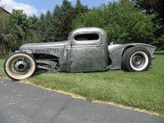 1946 Chevrolet Truck, very wild!!