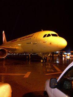 Tunisair A320 (DTNH)