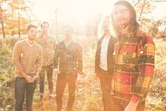"""Video Premiere: The Wooden Sky - """"Angelina"""" - Grace On A Hill session, Part Five [Paste] Live Music, New Music, Good Music, Best Albums, Snowy Day, Live Events, Past, Music Videos, Hip Hop"""