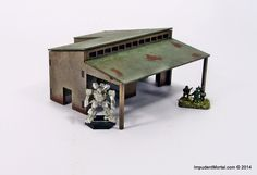 15mm Workshop - Impudent Mortal