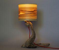 #Tischlampe Portentum- #Upcycling von LuxUnica. Mehr Upcycling - Unikate unter www.luxunica.de/