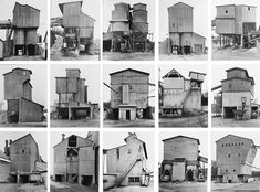Bernd and Hilla Becher - Stoneworks, 1982 - 1992 - Sonnabend Gallery