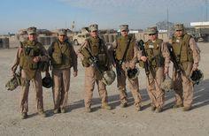 USMC deployment - Female Marines    Semper Fi