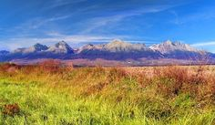 High Tatras, Places To Go, Autumn, Mountains, Nature, Travel, Beautiful, Voyage, Fall