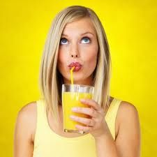 Avoid drinking through a straw!!  You will give yourself fine lines above your mouth much like a smoker.