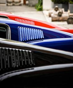 """Mustang louvers"" Check out: Mustang Nation Board and Mustang BLUE, both popular boards on Pinterest."