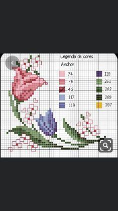 Free Cross Stitch Patterns, Stitch Patterns, Colors, Embroidery