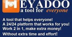 Heyadoo - A tool for everyone For Everyone, Extra Money, Effort, It Works, Tools, How To Make, Nailed It, Appliance, Utensils