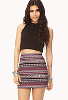 Baja Bombshell Mini Skirt