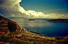 Lago Titicaca- Bolívia.