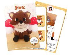 PDF Pattern FOX