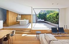 Birchgrove House by Nobbs Radford Architects Contemporary Aussie....... Not that I'm biased :)