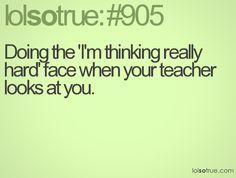 hahahahahahahahahahahahahahahahahaha my entire highschool life!!!!!