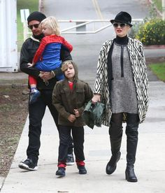 Music, clothing line and more, plus time with her kids - Gwen Stefani <3