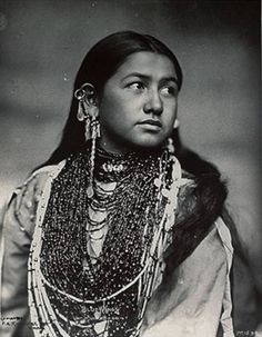 Faces of the Winnebago Indian Tribe