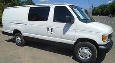 8d53ed8ae8 2003 Ford E350 Econoline Super Cargo - Vans Vans Vans
