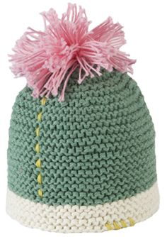 Garden Chickadee Hat