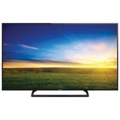 "Panasonic 50"" 1080p 60Hz LED TV (TC50A410) - Black  $599.99 Smart Tv, Hd 1080p, Tvs, Sony, Cool Things To Buy, Brick, Video Games, Outdoor Decor, Electronics"