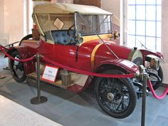 1920 Fafnir Type 471 Cabriolet