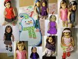 With Glittering Eyes: Doll Clothing & Accessories