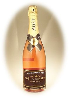 Unbelievably delicious. Nectar Rose` Moet.