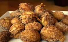 """Æbleskiver, have you ever heard of it? Maybe you've seen it spelled more """"American"""" as ableskiver, aebleskiver, or ebleskiver. Æbleskiver is a delightful"""