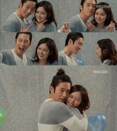 Fated to Love You - Jang Hyuk, Jang Nara. I'm going to miss this adorable couple SO MUCH.