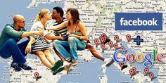 How to See Your Facebook Friends on a World Map - Quertime