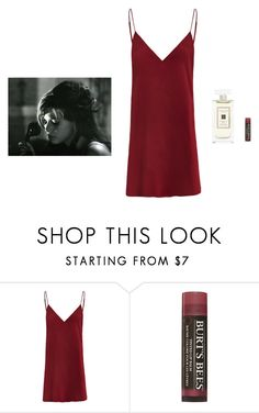 """""""Untitled #58"""" by klinds ❤ liked on Polyvore featuring Burt's Bees and Jo Malone"""