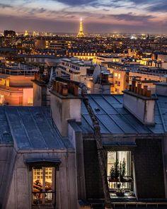 Paris 3, Paris At Night, Paris France, City Aesthetic, Travel Aesthetic, Places To Travel, Places To Go, Hotels In France, Best Hotels