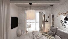 Sen a 48,3 m² - Trabajo de Luz