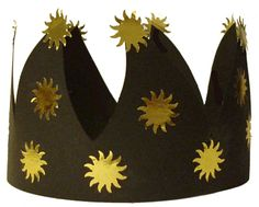 Epiphany Several ideas and template of crowns to do with the kids Paper Crowns, Crafty Kids, Piece Of Cakes, Epiphany, Kids Hats, Light And Shadow, Party Hats, Handmade Crafts, Mardi Gras