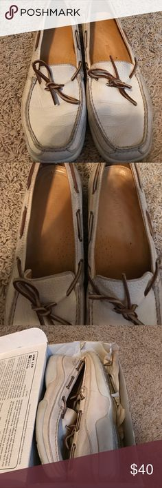 Sperry Bluefish style. These have been worn couple times but have a lot more wearing in them . Sperry Shoes Moccasins