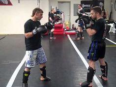#Blacklist Martial ARTS KRU Muay Thai Kickboxing, Leg Fakes