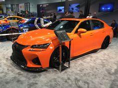 Lexus GSF www.newportlexus.com