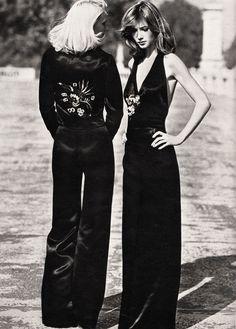 Agatha Girls,  Jours de France - Winter 1972