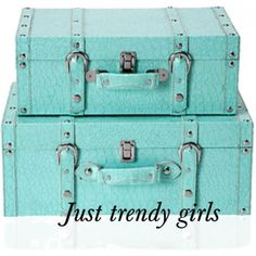 vintage traveling bags aqua- Stylish traveling bags for woman http://www.justtrendygirls.com/stylish-traveling-bags-for-woman/