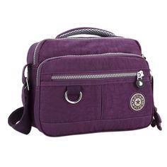 $7.70 (Buy here: https://alitems.com/g/1e8d114494ebda23ff8b16525dc3e8/?i=5&ulp=https%3A%2F%2Fwww.aliexpress.com%2Fitem%2FNew-Fashion-Waterproof-Nylon-Messenger-Bags-Women-Style-Shoulder-Bags-Crossbody-Bag-2016-Sac-A-Main%2F32790083210.html ) New Fashion Waterproof Nylon Messenger Bags Women Style Shoulder Bags Crossbody Bag 2016 Sac A Main Femme De Marque for just $7.70