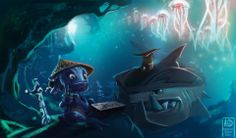 The Art of Revelry Contest | League of Legends