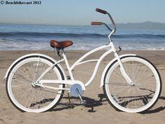 I soooo need a beach cruiser!!!